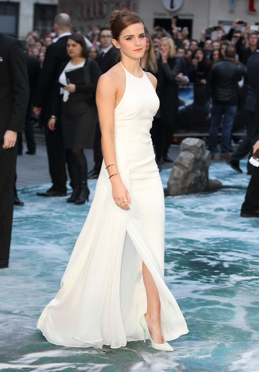 Emma Watson A picture of elegance and grace