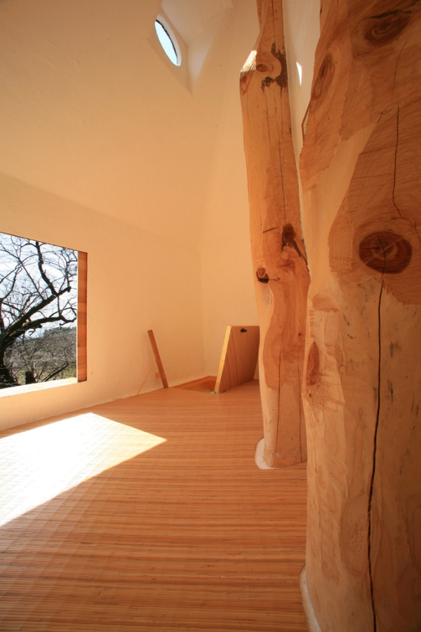 Treehouse in Cherry Blossoms 4