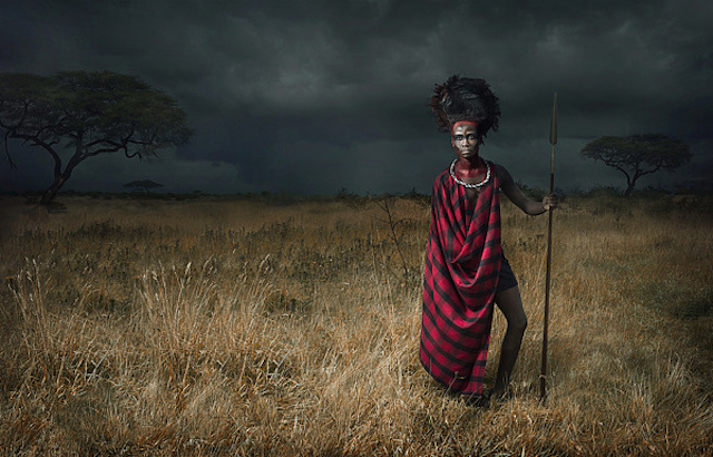 Maasai-Warriors-by-Lee-Howell-11
