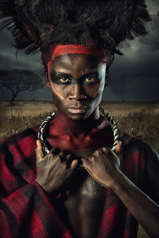 Maasai-Warriors-by-Lee-Howell-5