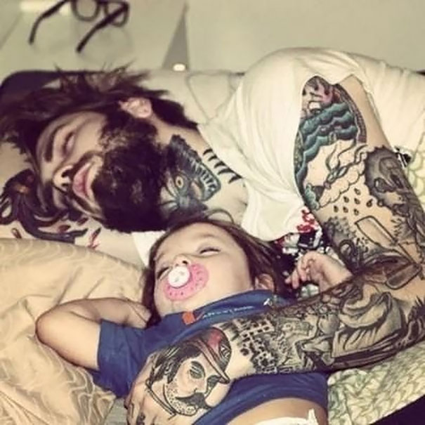 Tattooed Parents 12