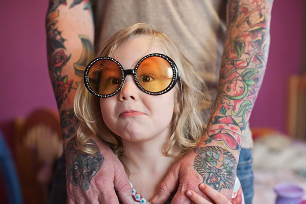 Tattooed Parents 13