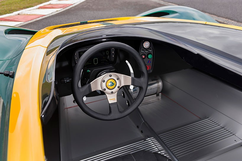 Lotus 3-Eleven made its debut at the Goodwood Festival 4