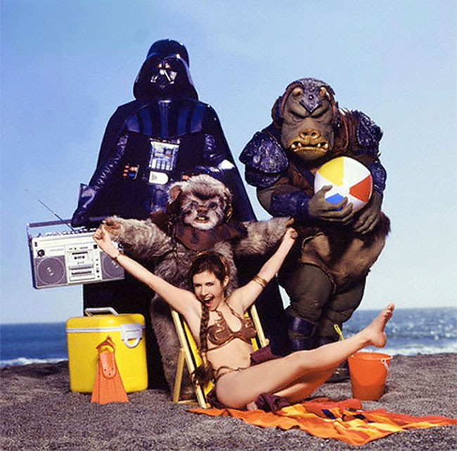 princess-leia-bikini-return-jedi-beach-shoot-1983-carrie-fisher-11