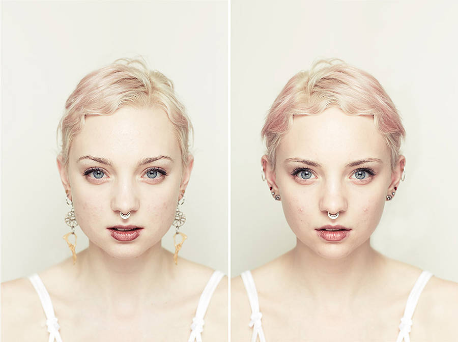 Photo Retouch Alex John Beck 2