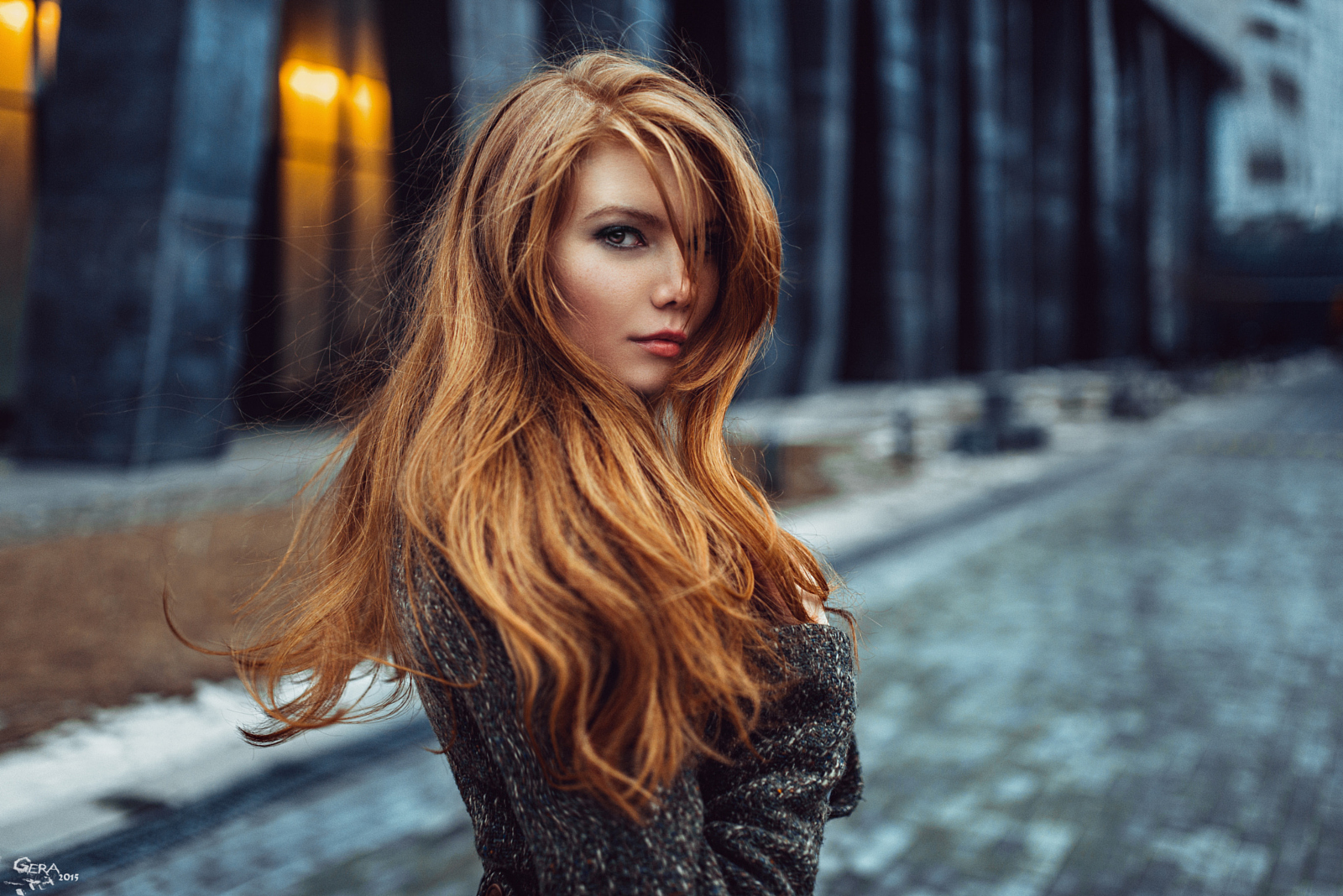 Beauty Inspiring Portrait Photography by Trung Nguyen