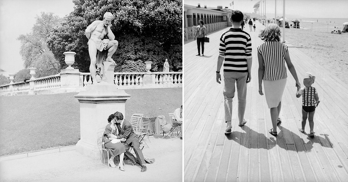 Street Photography 1950s France