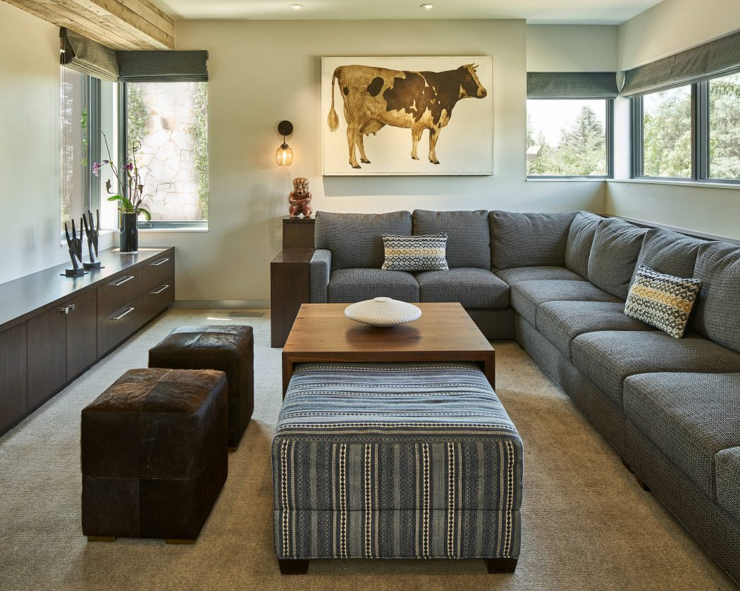 Modern Mountain House by Magleby Construction in Lindon, Utah