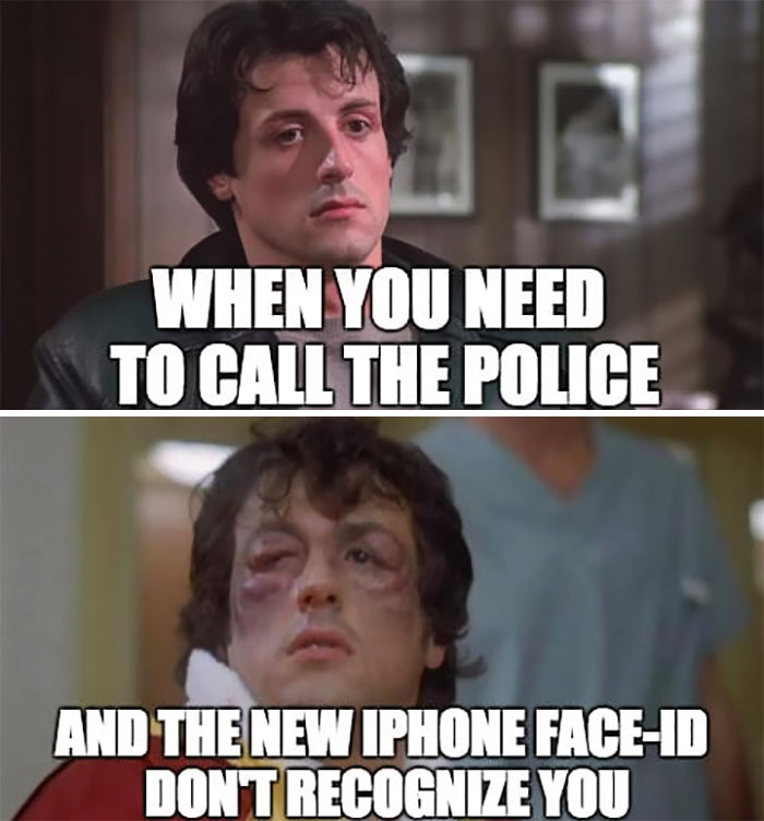Funny Memes To New iPhone X