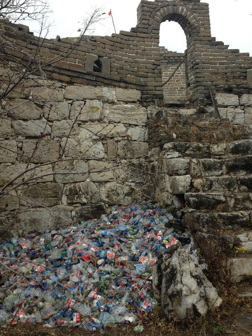 Great Wall Of China, with not-so-great hidden secrets
