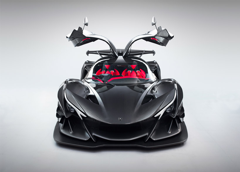 2018 Apollo Intensa Emozione Supercar
