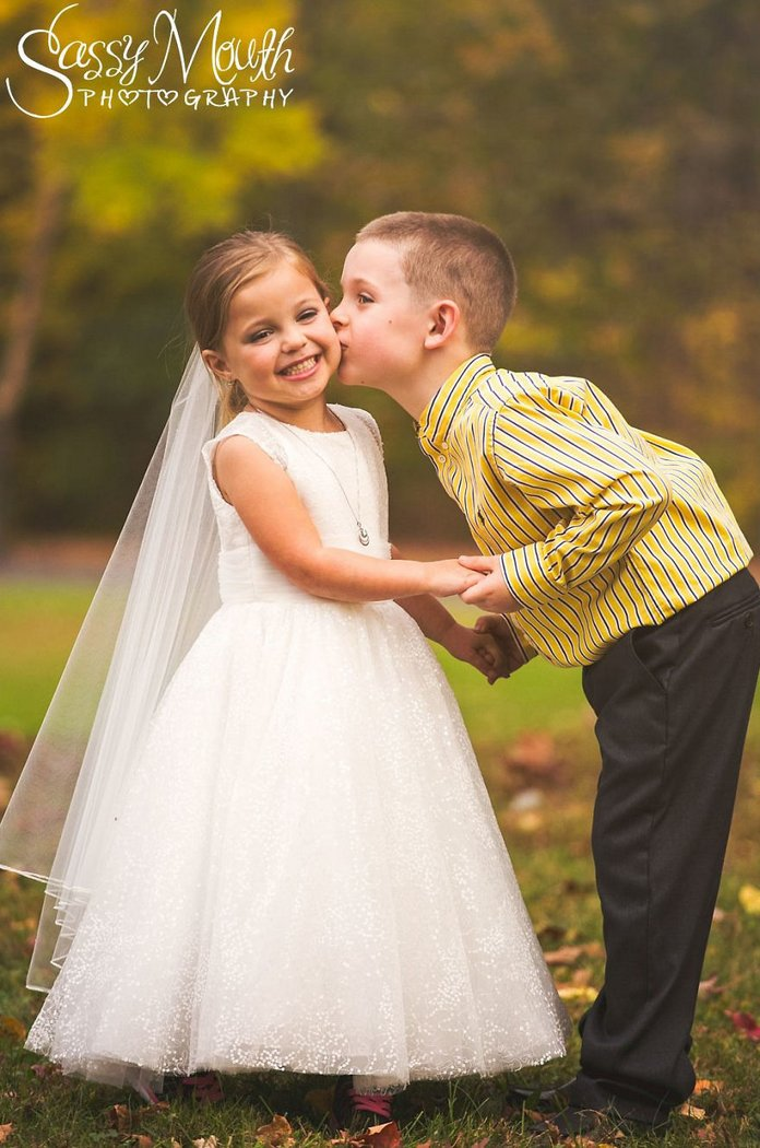 5-Year-Old Girl Wants To Marry Best Friend Before Her 4th Open Heart Surgery