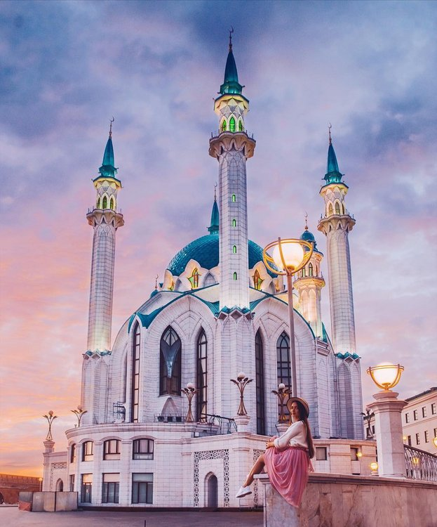 50 Astonishing Photographs Reveal The Beauty Of Russian Cities