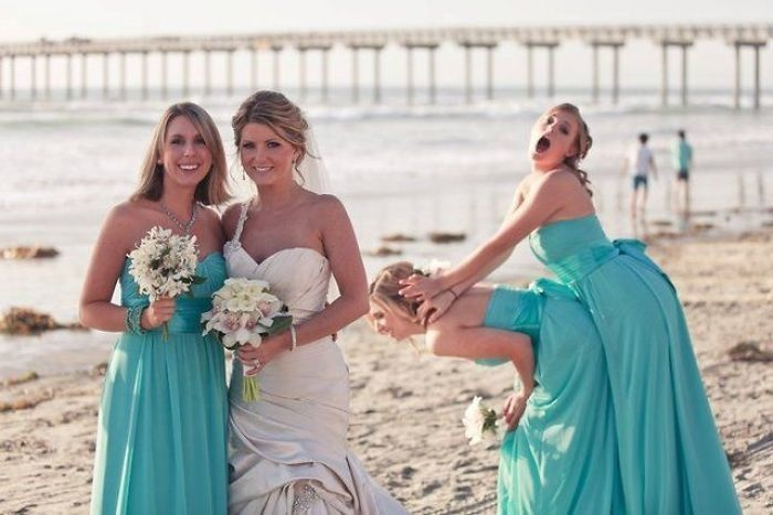 Best Wedding Photobombs