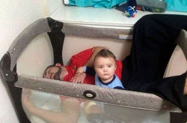 Most Epic Parenting Fails - 20 Hilarious Photos