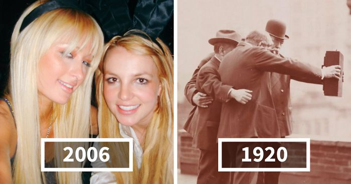 Paris Hilton Just Said She And Britney Invented The Selfie, And Here's 24 Best Reactions From Twitter2