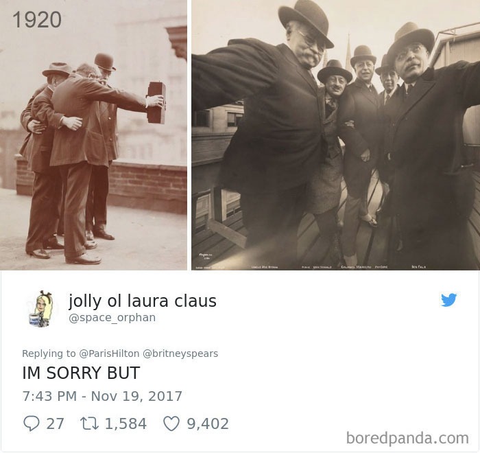 Paris Hilton Just Said She And Britney Invented The Selfie, And Here's 24 Best Reactions From Twitter 3