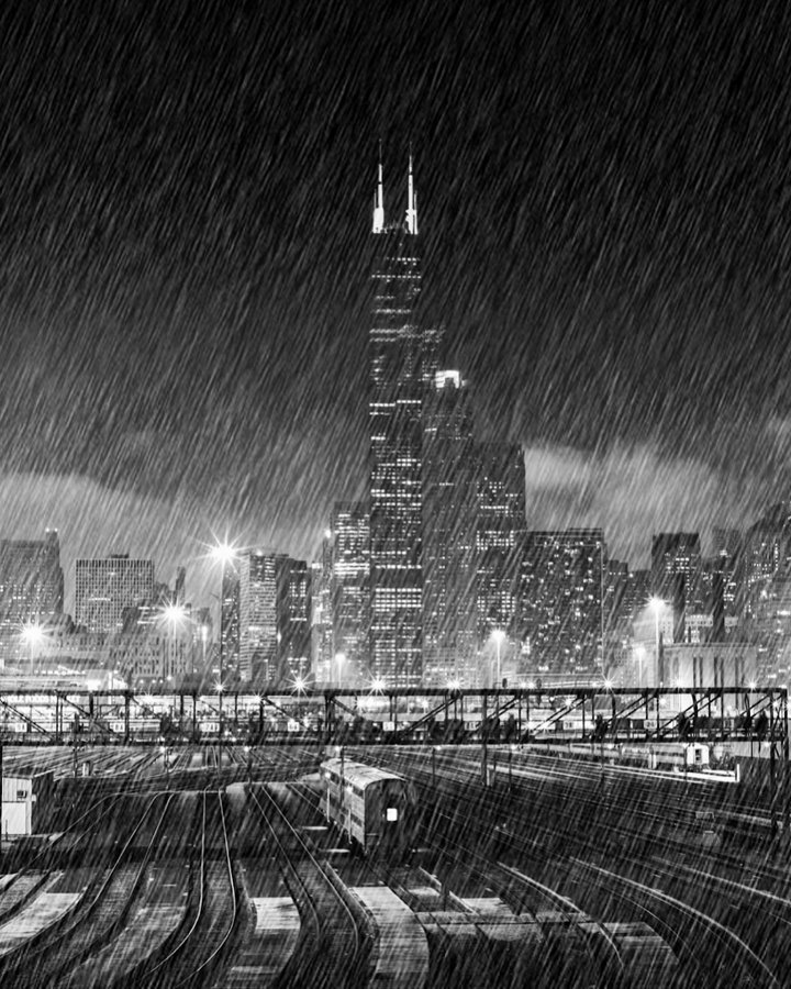 20 Stunning Black and White Photos by Jason M Peterson