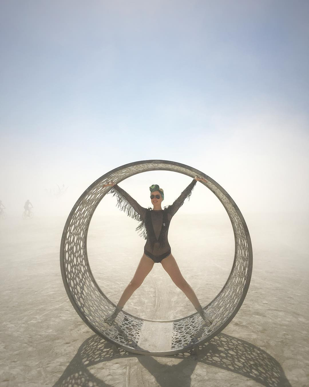 75 Stunning Photos from World Biggest And Craziest Festival - Burning Man 2017