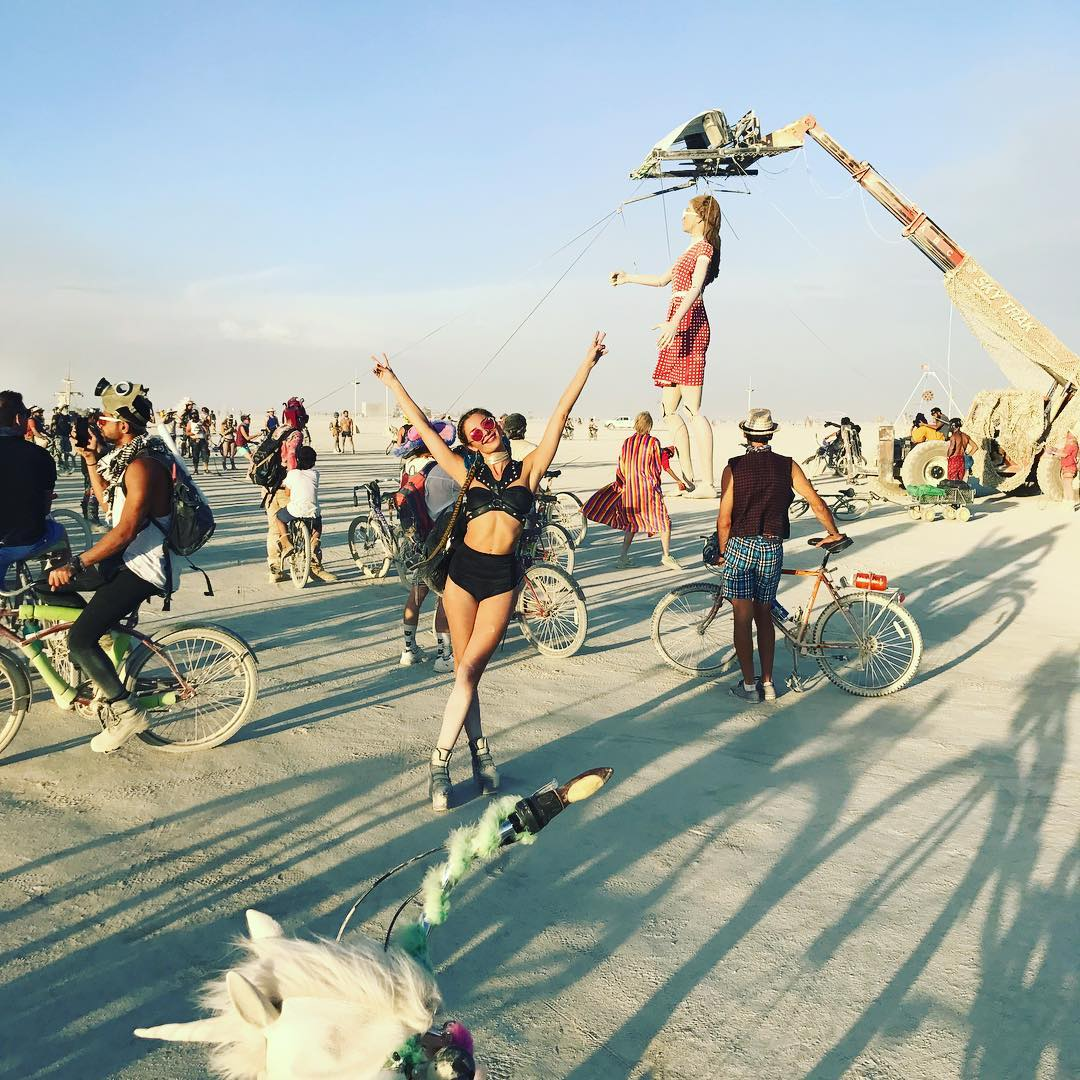 75 stunning photos world craziest festival burning man 2017 - Festival burning man 2017 ...