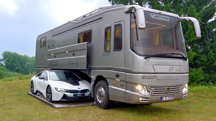 the most luxurious motorhome1