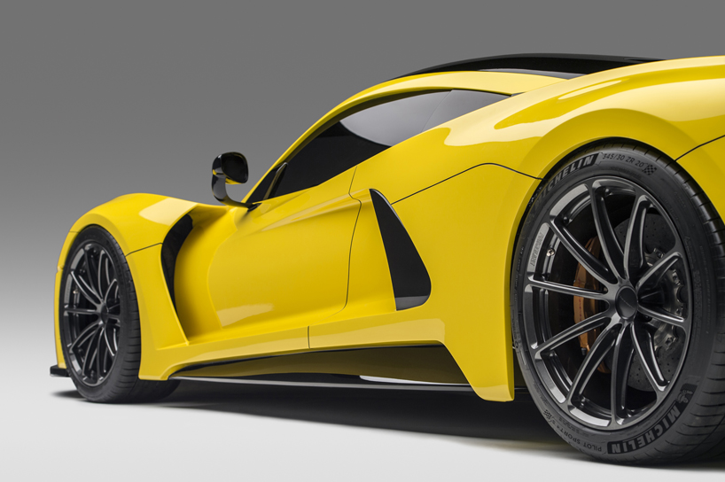Hennessey Venom F5 Hypercar - $1.6 Million, 301-MPH Homegrown Hypercar