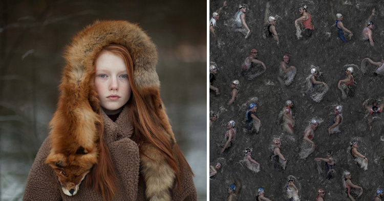 Sony world photography Awards 2018 Winners