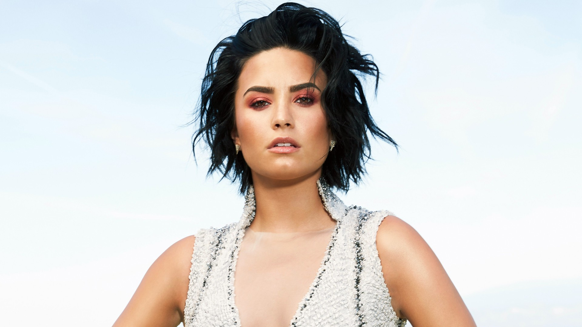 Demi Lovato Latina Magazine Picture