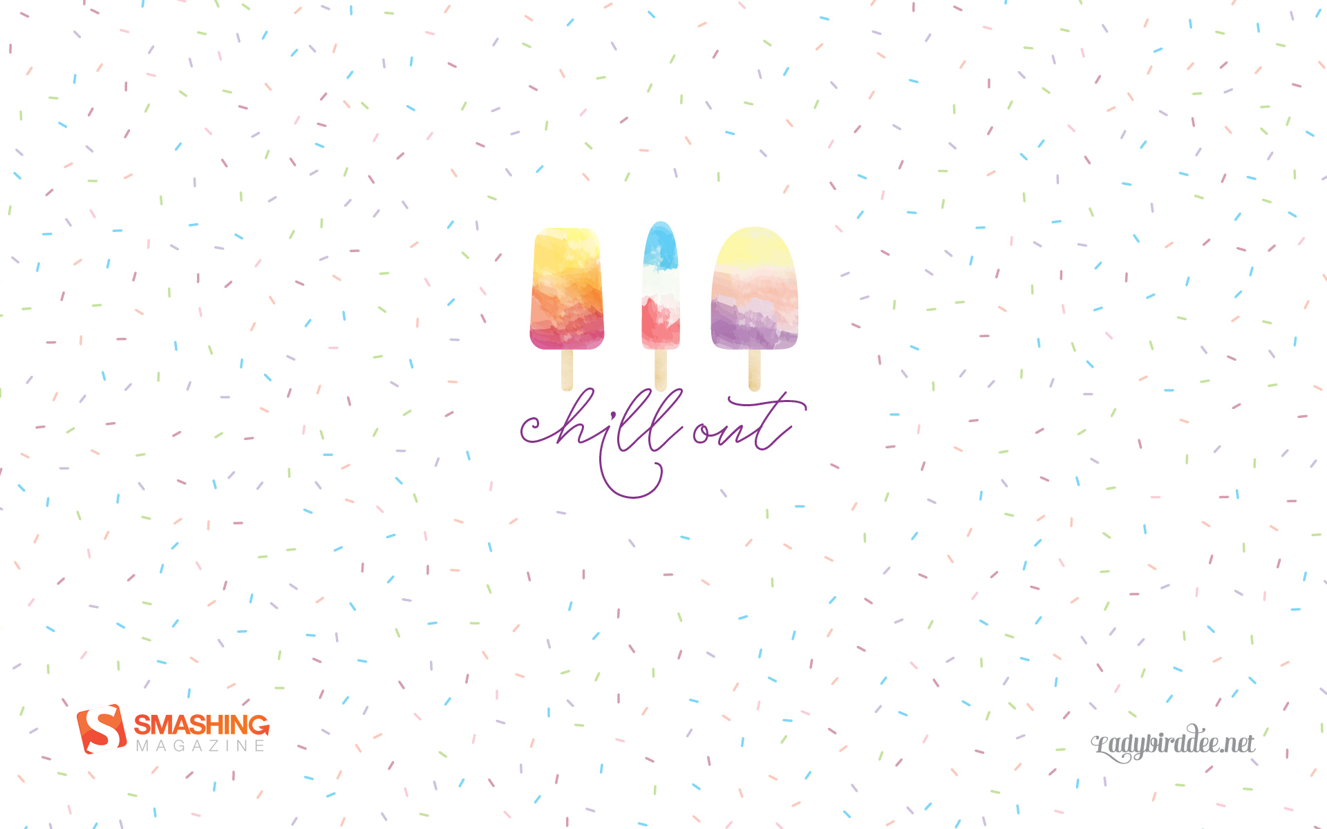 Chill Out Summer Wallpaper for Desktop