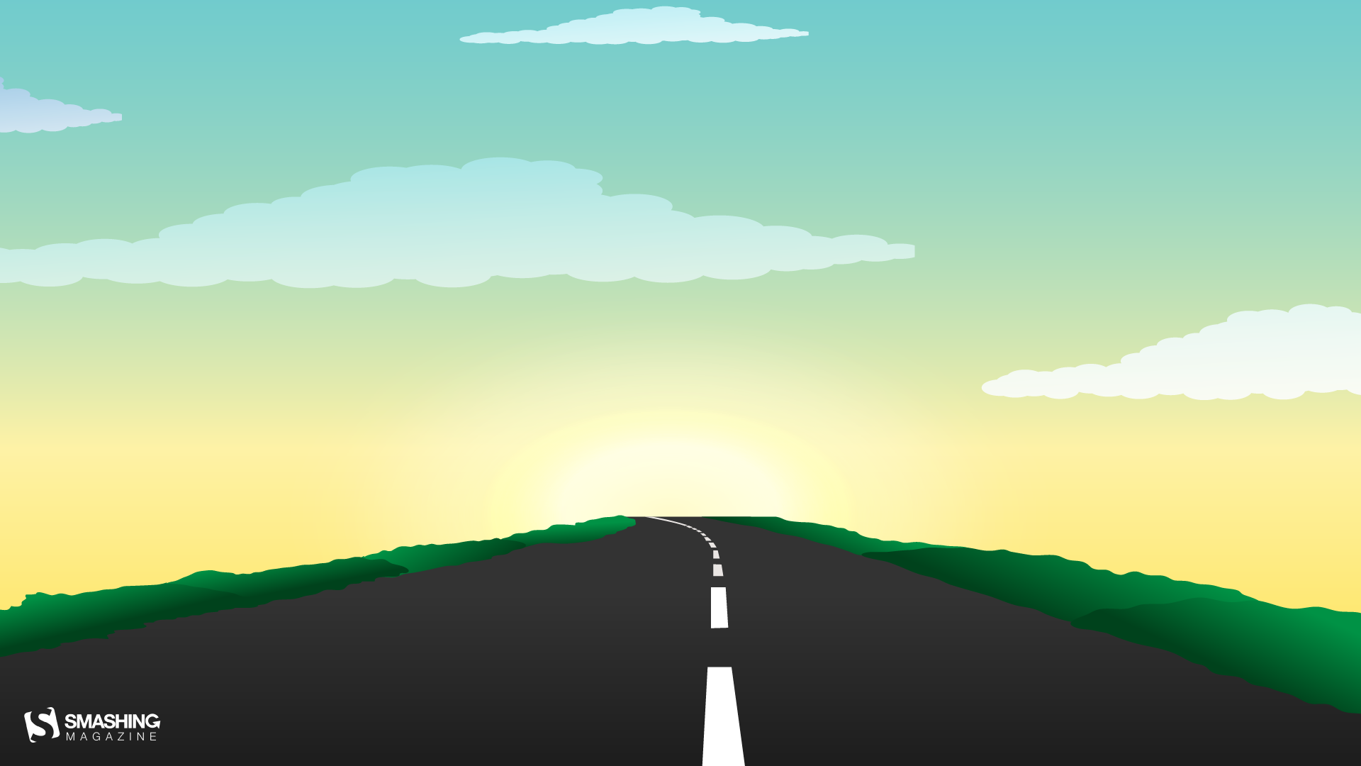 On The Road Vacation August Summer Break 1920x1080
