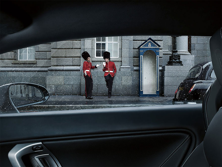 20 Hilariously Clever Creative Advertising Photography
