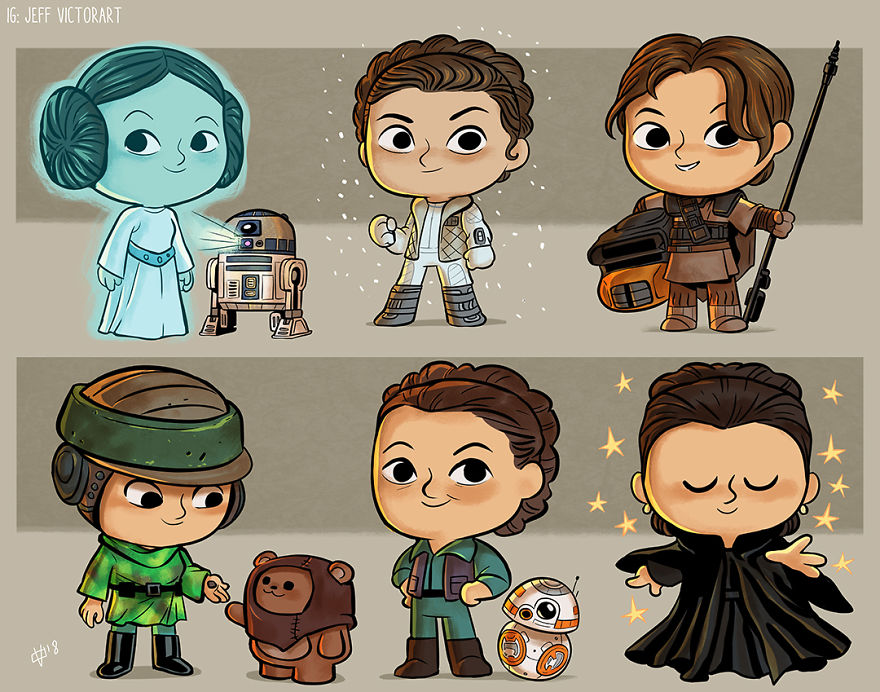 Princess Leia The Evolution Of Pop Culture Icons Over The Years