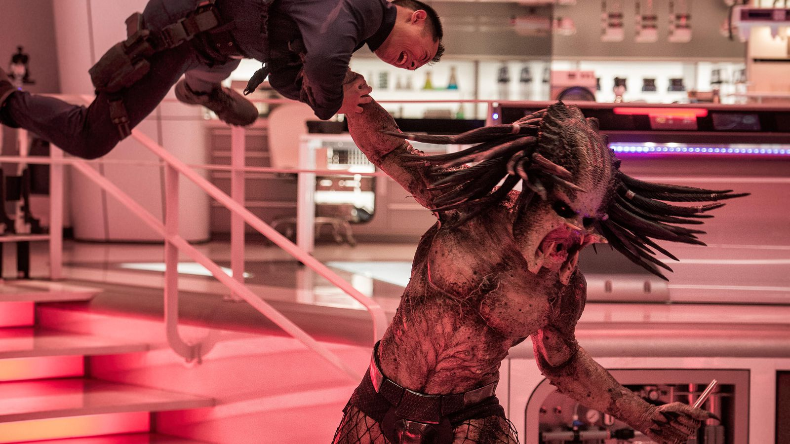 The Predator Movie Photos 2018