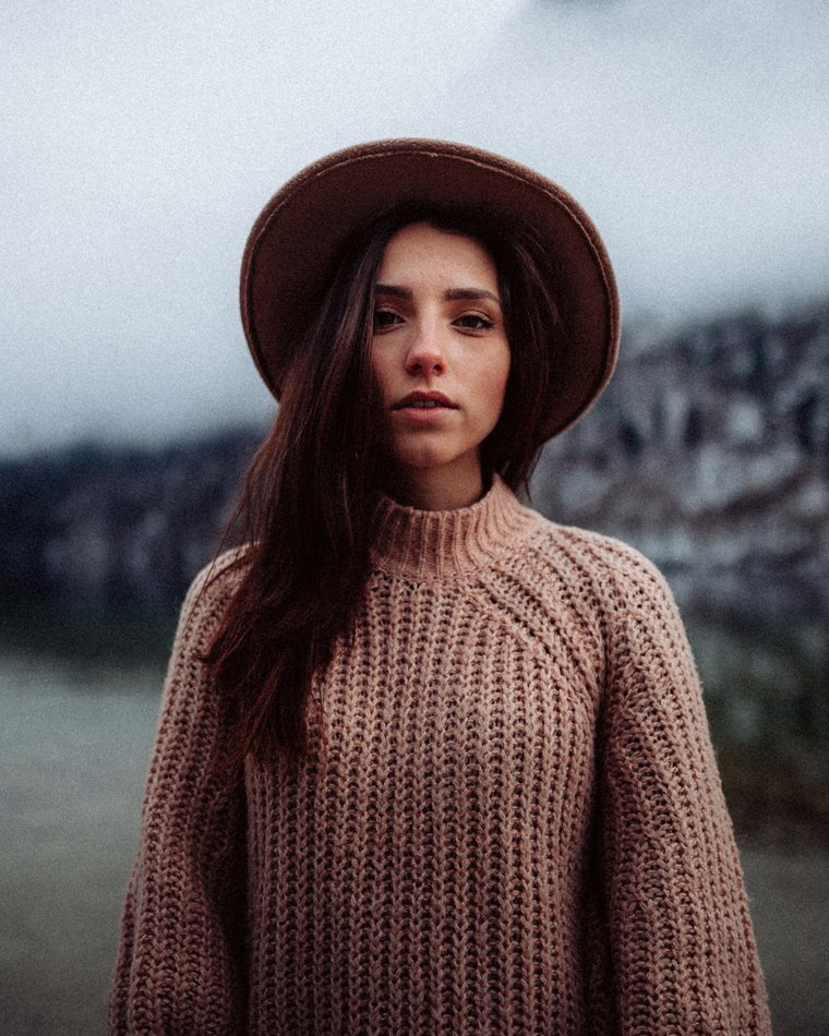 Natural And Authentic Female Portraits By Tony Andreas Rudolph