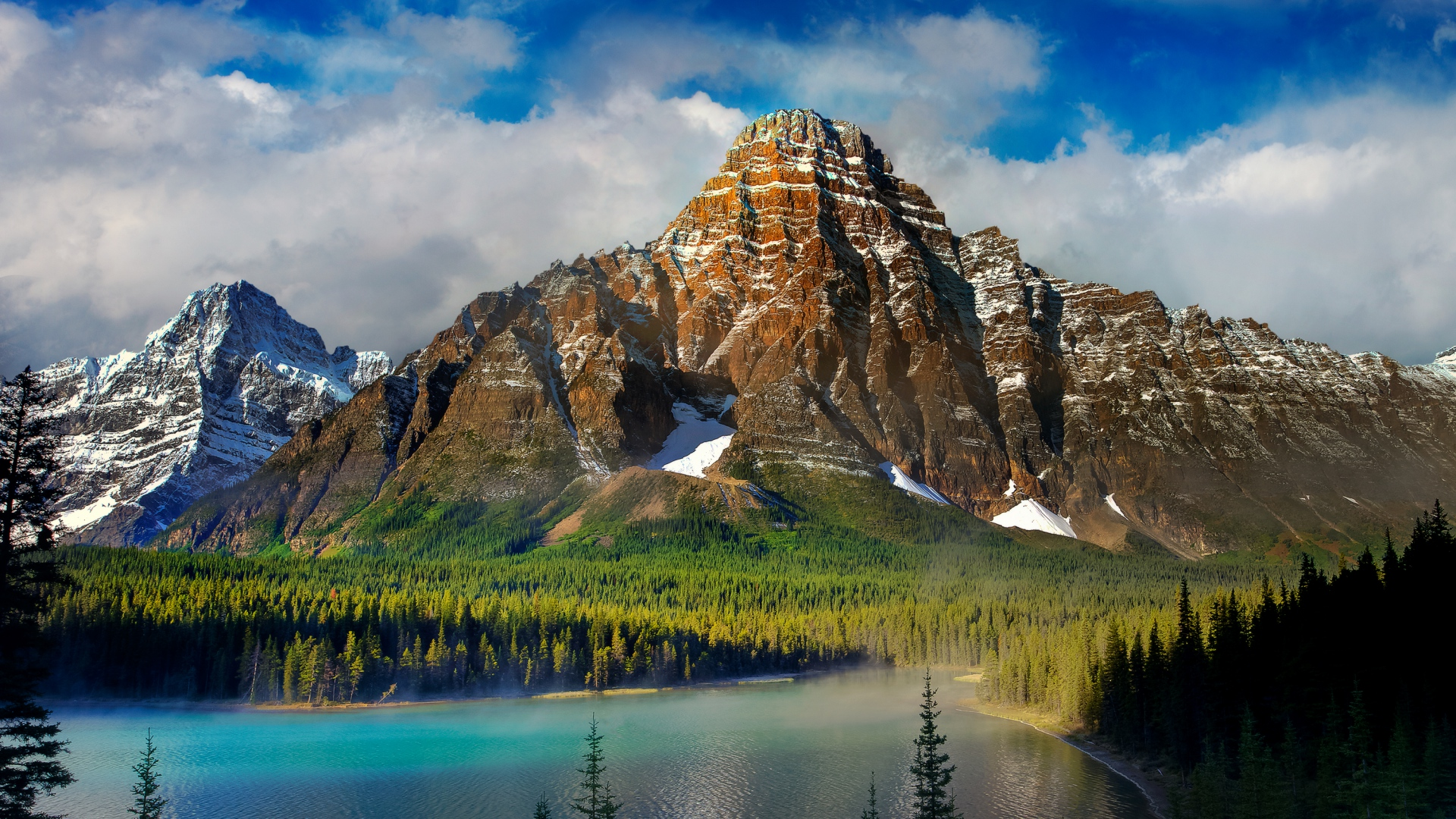 mountain hd 1080p nature wallpaper