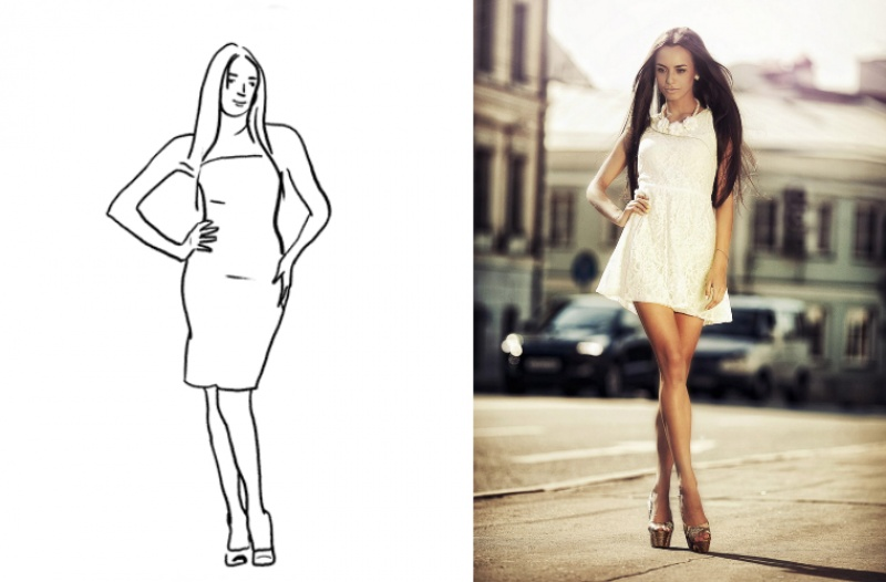 40 Best Poses for Taking Fashion Photos of Girls