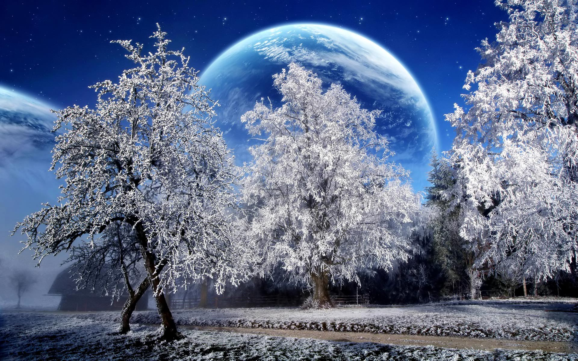 Free Winter Pictures Wallpapers HD 31