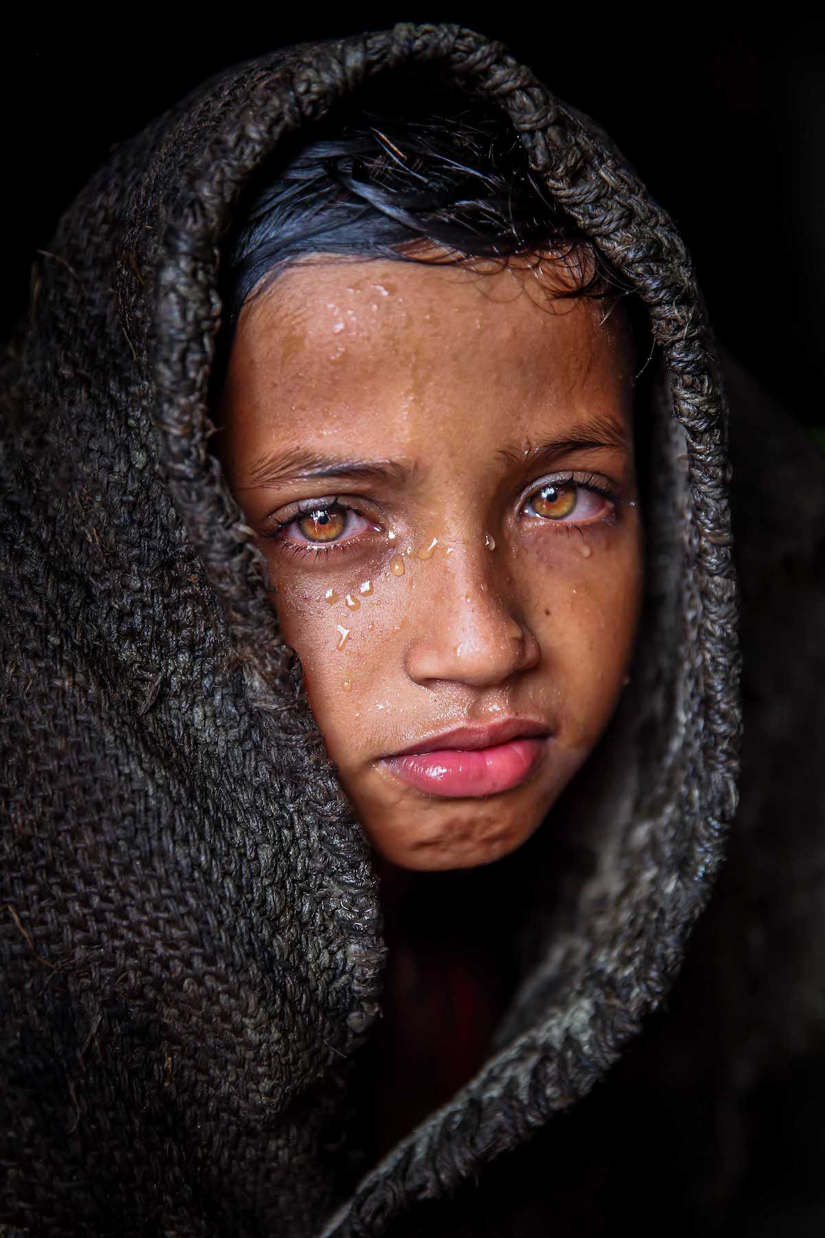 Powerful Portraits of Marginalized Children in Bangladesh by Mou Aysha