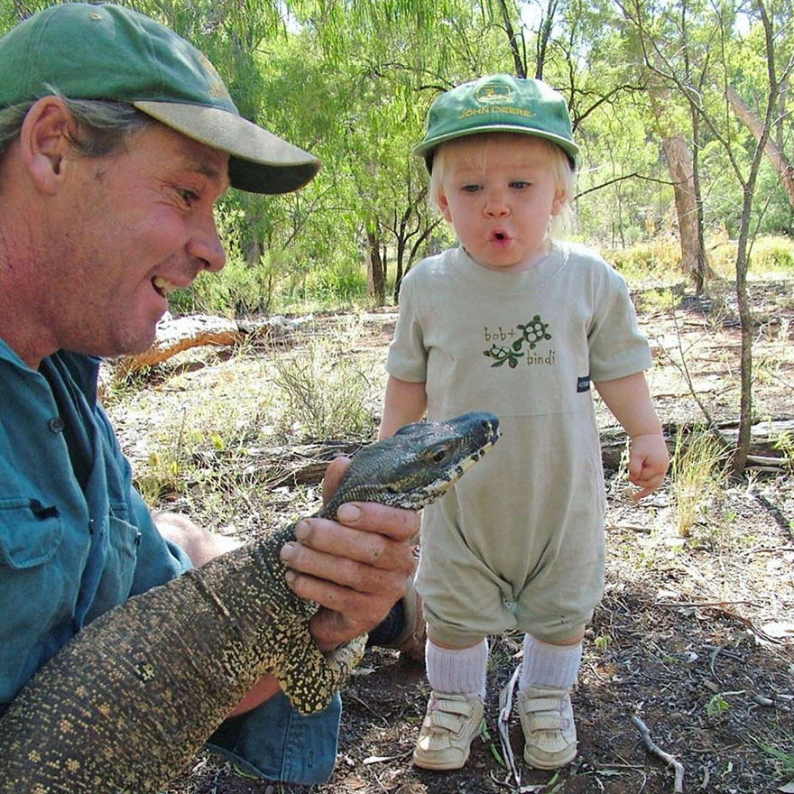 Steve Irwin S 14 Year Old Son Is An Award Winning Photographer And Here Are 30 Photos To Prove It