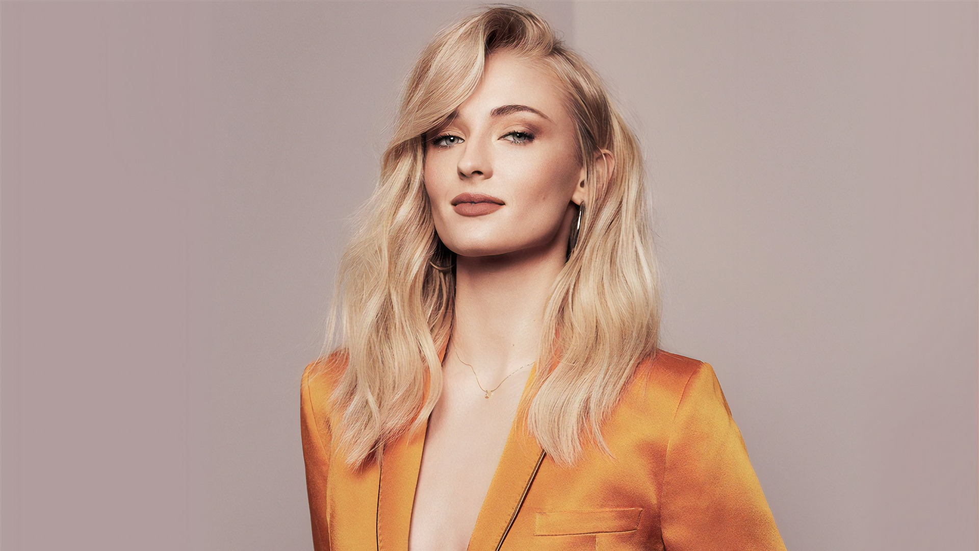 Sophie Turner 2019 Joy Magazine Photoshoot HD Wallpaper
