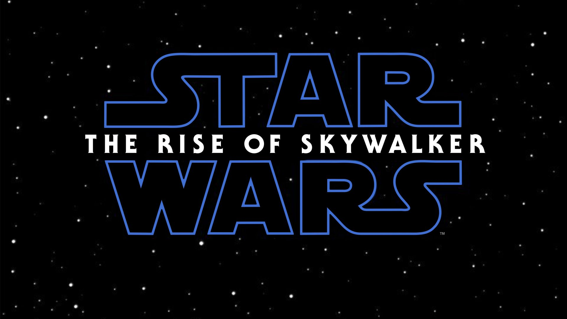 Star Wars Episode IX Star Wars The Rise of Skywalker Poster HD Wallpaper